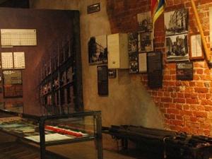 Museo de la Fábrica en Lodz