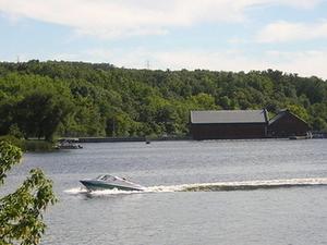 Muskegon Río