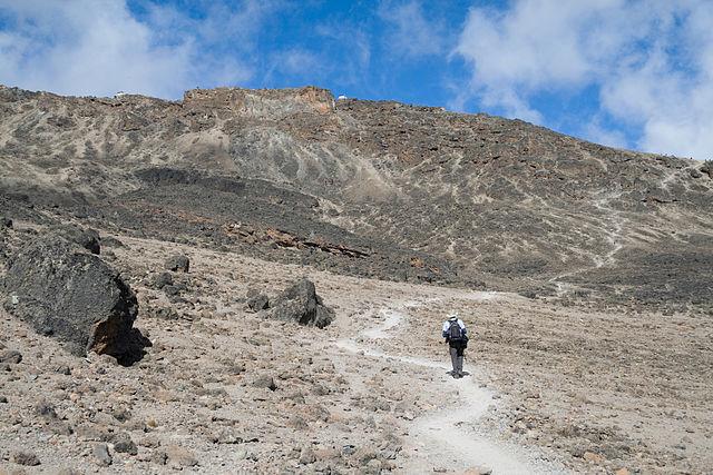 Machame Route Photos