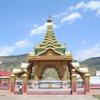 Myanmar Gate - Dhamma Giri - Igatpuri