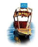 Mis Cachemira Casas flotantes