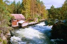 Myllykoski White-Water Drafts - Kuusamo - Finland