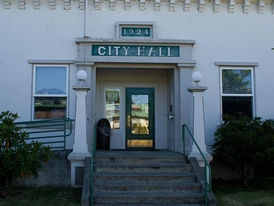 Myrtle Point City Hall