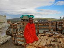 Maasai Olkaria Kenya