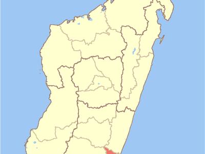 Madagascar   Atsimo  Atsinanana  Region