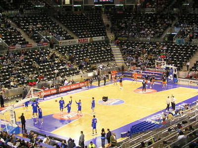 Madrid Arena Inside