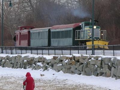 Maine  Narrow  Gauge  Railroad