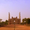Main Entrance Of Akbar 2 7s Tomb Complex From Inside