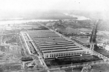 Main Navy Building And Munitions Building On The Washington National Mall 1918