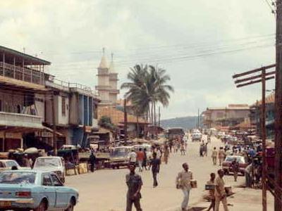 Main Street In Koidutown