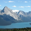 Maligne Lake Bald Hills