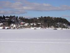 Malmoya In Winter