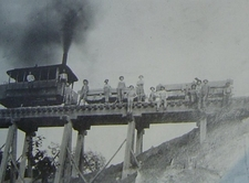 Mammoth Cave Railroad At Doyle Valley