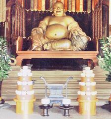 Statue Of Hotei