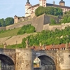 Fortress Marienberg And The Old Bridge