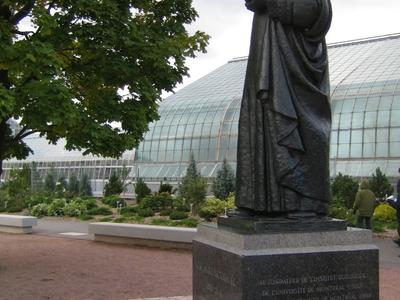 Marie Victorin Statue