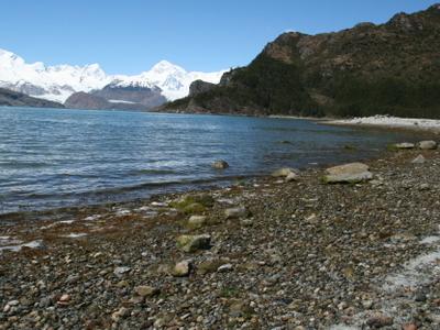 Marinelli  Glacier  Cordillera  Darwin