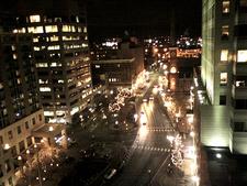 Market Square In Harrisburg