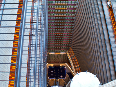 Marriott  Marquis  Down