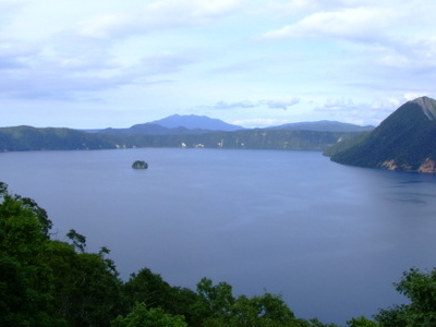 Mashu  Ko  Lake