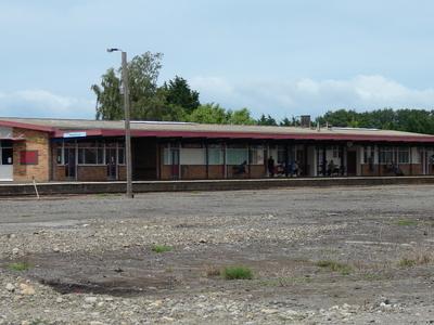 Masterton Railway Station