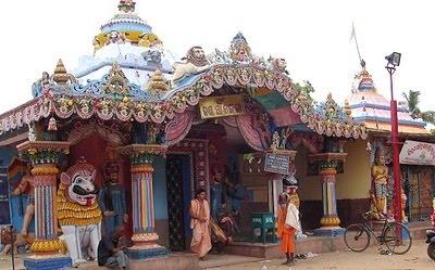 Mangala Temple Kakatpur