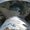 Front Façade Of The BMW Welt