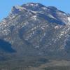 McFarland Peak Seen From Indian Ridge
