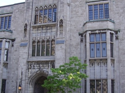 Mc Gill University Building