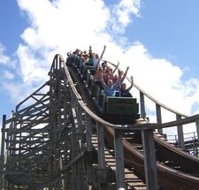 Megafobia Oakwood Theme Park