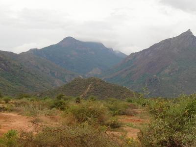 Meghamalai Mountains