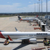 Overview Of Terminal 1 With Qantas And Jetstar Aircraft