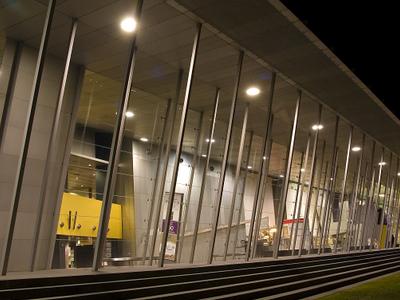 Melbourne Exhibition Centre  Side