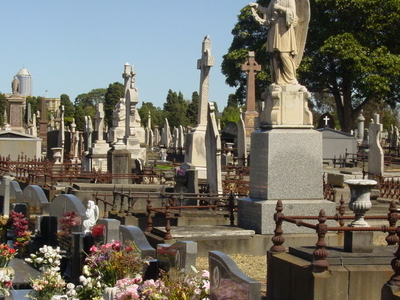 Melbourne  General  Cemetary