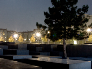 Monumento a los Judios asesinados de Europa