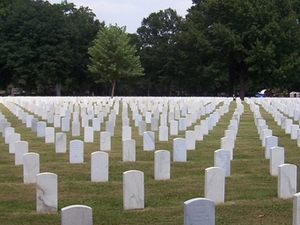 Memphis Cementerio Nacional