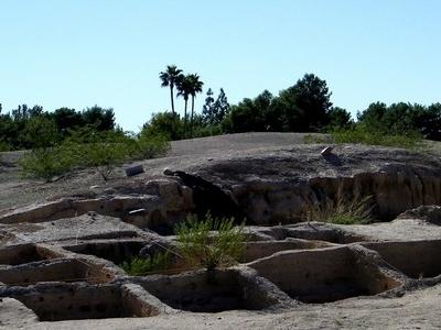 Mesa Grande Ruins