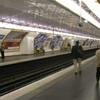 Line 7 Platforms At Porte De Choisy