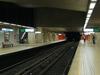 Porte De Hal Metro Station