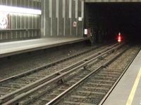 Comte De Flandre Conde de Flandes Metro Station