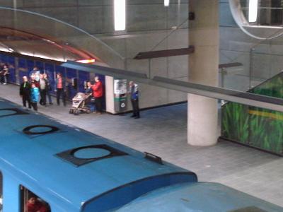 Metro De La Concorde
