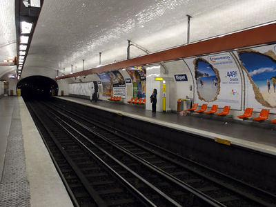 Platforms At Riquet