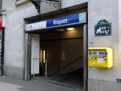 Riquet Station