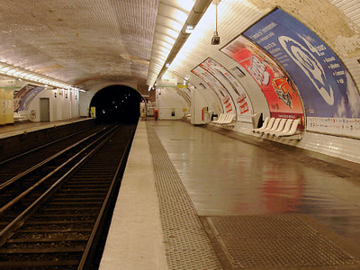 Bolivar Station
