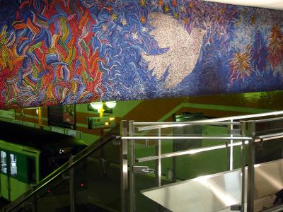 Artwork At Bobigny - Pablo Picasso