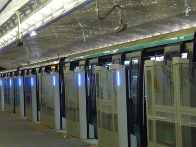 Line 1 Automatic Platform Gates