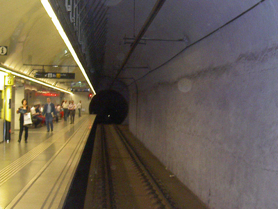 L2 Metro Station