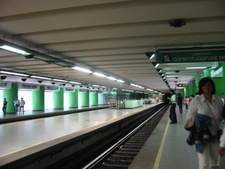 Metro Salto Del Agua
