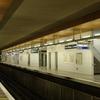 Line 13 Platforms At Saint-Denis - Université