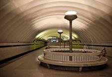 Metro S P B Line 5 Sportivnaya